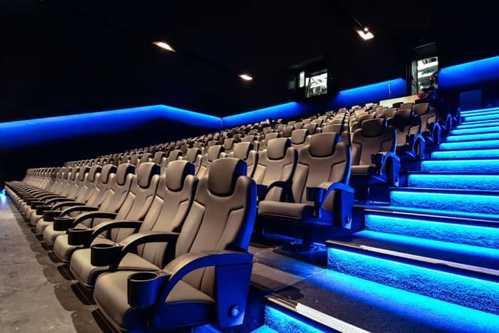 VUE bioscoop uitgelicht dankzij LedSupport B.V.