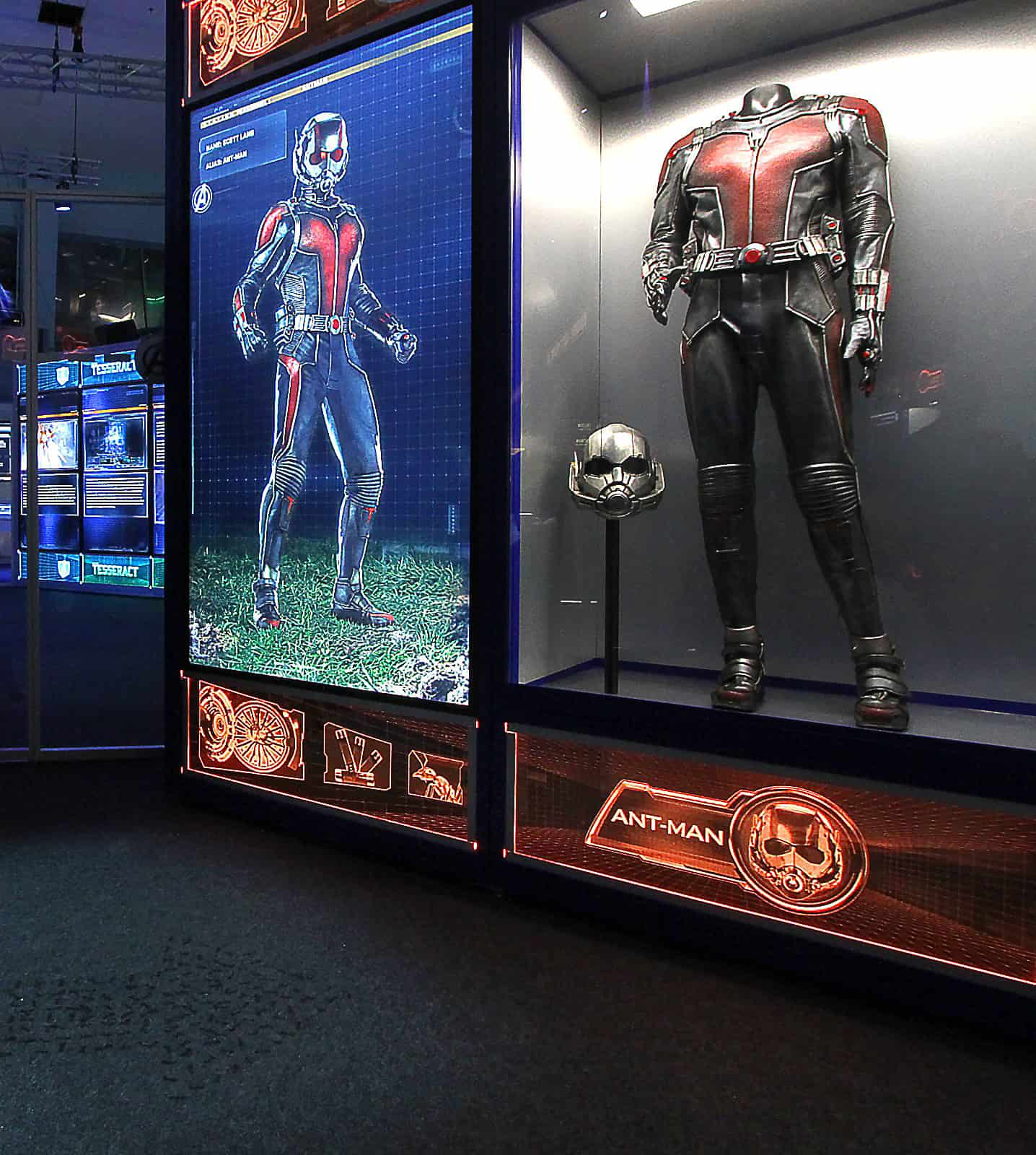 Marvel Avengers Station Singapore